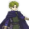 Raigh wig from Fire Emblem: Binding Blade