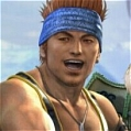Wakka парик from Final Fantasy X