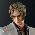 Rufus Shinra wig from Final Fantasy VII