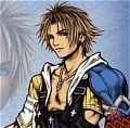 Tidus wig from Final Fantasy X