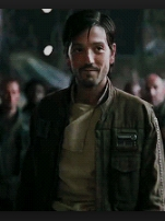 Cassian Andor wig from Star Wars: Go Rogue