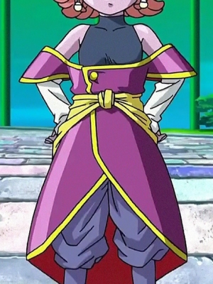 Chronoa (Dragon Ball GT: Transformation)