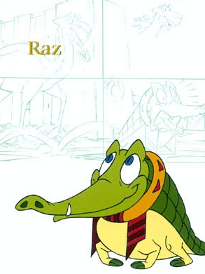 Raz (Aida degli Alberi)