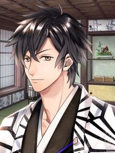Hijikata Toshizou (Destined to Love: Ikemen Samurai Romances)