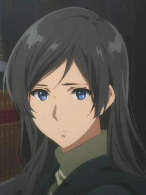 Leon Stephanotis wig from Violet Evergarden