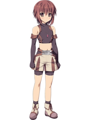 Mell (Watashi ga Anata o Mamoru Tame no 5-tsu no Yakusoku ~Sute Yuusha Hiroimashita.~)