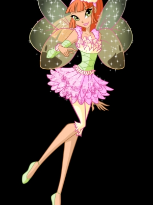Miele wig from Winx Club
