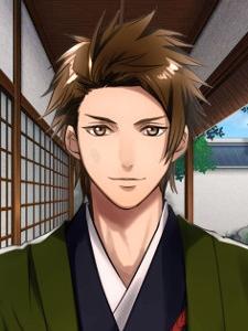 Kondou Isami (Destined to Love: Ikemen Samurai Romances)