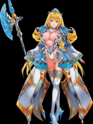 Cinderella (Queen's Blade)