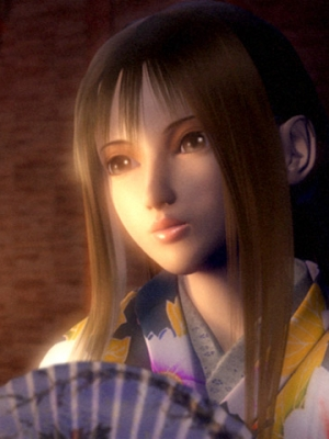Ayame (Dead or Alive)