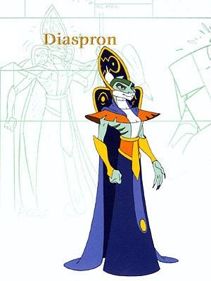 Diaspron