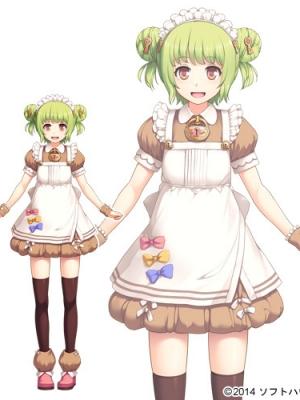 Mau (Akuma Musume no Kanban Ryouri)