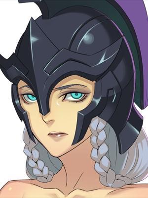opala queen Legend cosplay of