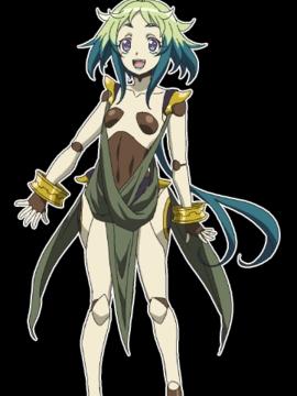Tiki (Senki Zesshou Symphogear)