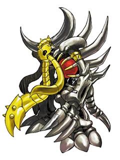 Skull Mammon X-Antibody
