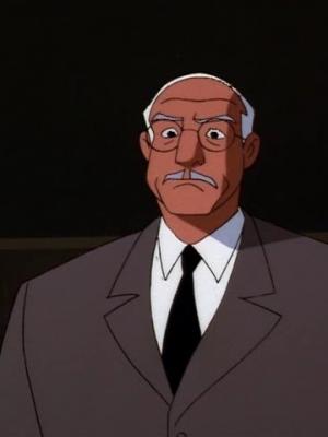 Mayor Hamilton Hill (The New Batman Adventures)