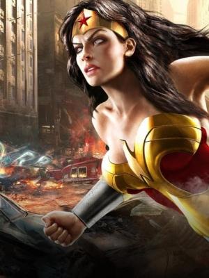 Wonder Woman (Mortal Kombat)