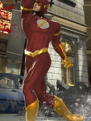 The Flash (Mortal Kombat)