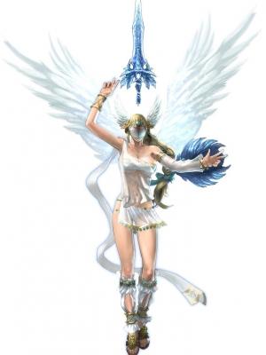 Elysium (Soulcalibur II)