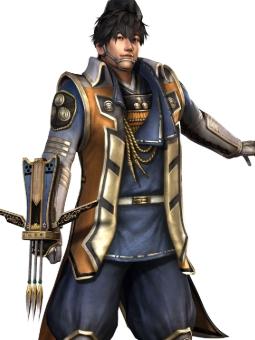 Motonari Mouri (Samurai Warriors)