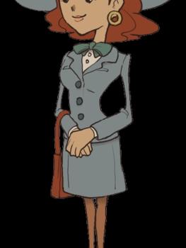 Hanna (Professor Layton and the Last Specter)