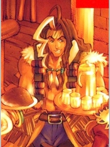 Gallows Carradine (Wild Arms Advanced 3rd Anthology Comic)
