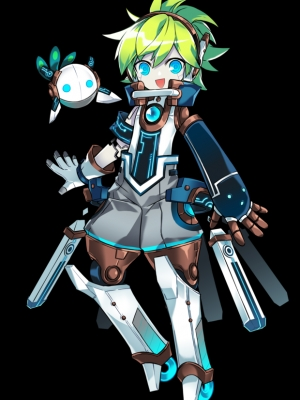 Yuno (Elsword)