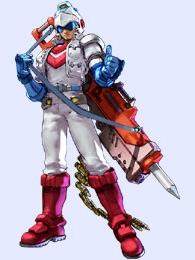 Taizo Hori (Namco x Capcom)