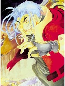 Janus Cascade (Wild Arms Advanced 3rd Anthology Comic)