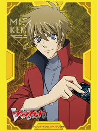 Kenji Mitsusada (Cardfight!! Vanguard (2018))