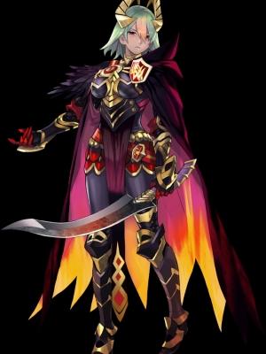 Laegjarn wig from Fire Emblem Heroes