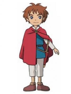 Oliver wig from Ni no Kuni: Shikkoku no Madoshi