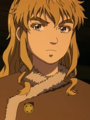 Ylva wig from Vinland Saga