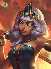 Qiyana Empress of the Elements
