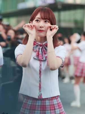 Miyawaki Sakura wig from HKT48