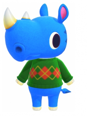 Hornsby (Animal Crossing)