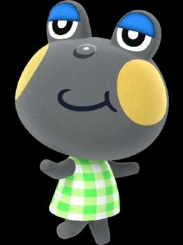Huck (Animal Crossing)