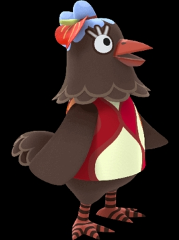 Plucky (Animal Crossing)