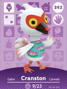 Cranston(Animal Crossing)