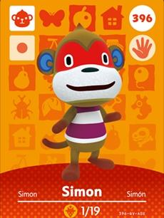 Simon(Animal Crossing)