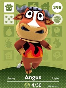 Angus(Animal Crossing)