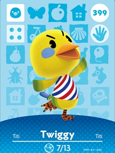 Twiggy(Animal Crossing)