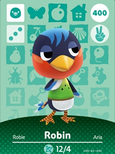 Robin(Animal Crossing)