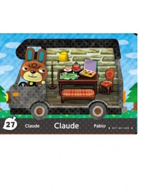 Claude (Animal Crossing)