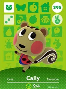 Cally(Animal Crossing)