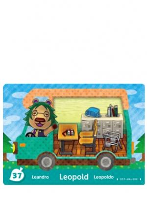 Leopold(Animal Crossing)