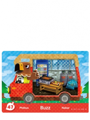 Buzz(Animal Crossing)