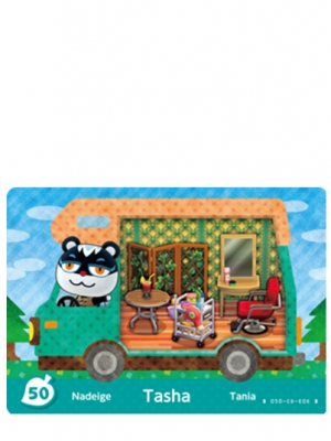 Tasha(Animal Crossing)