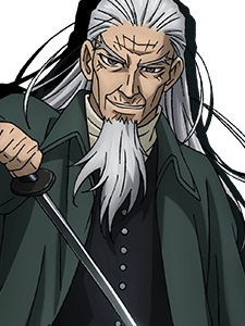 Toshizou Hijikata (Golden Kamuy)