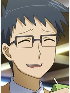 Kenji Yanagimoto (Seitokai Yakuindomo)